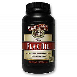 Barlean's Flax Oil Softgels