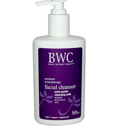 Beauty Without Cruelty Extra Gentle Cleansing Milk Facial Cleanser
