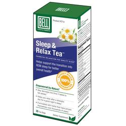 Bell Sleep and Relax Tea