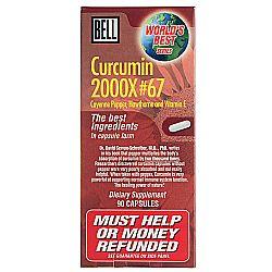 Bell Curcumin 2000X