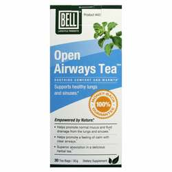 Bell Open Airways Tea