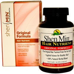 Bio-Tech Original Shen Min Hair Nutrient Tabs