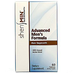 Bio-Tech Shen Min Advanced Hair Nutrient for Men