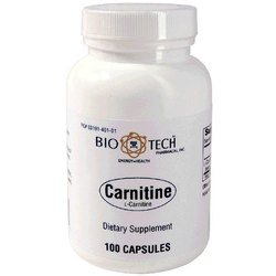 BioTech Pharmacal Carnitine