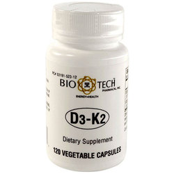 BioTech Pharmacal D3-K2