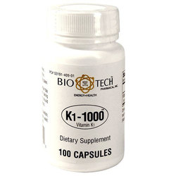 BioTech Pharmacal K1-1000