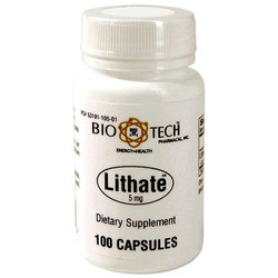 BioTech Pharmacal Lithate