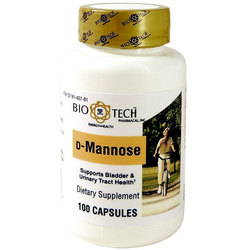 BioTech Pharmacal D-Mannose
