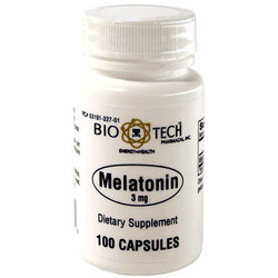 BioTech Pharmacal Melatonin