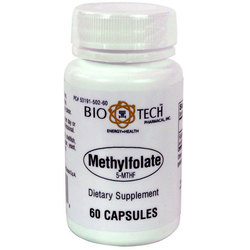 BioTech Pharmacal Methylfolate
