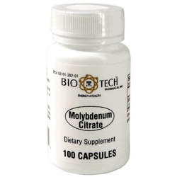 BioTech Pharmacal Molybdenum Citrate
