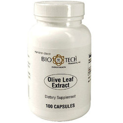 BioTech Pharmacal Olive Leaf Extract