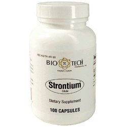 BioTech Pharmacal Strontium Citrate