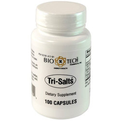 BioTech Pharmacal Tri-Salts