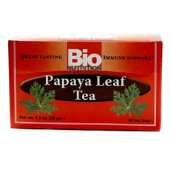 Bio Nutrition Papaya Leaf Tea