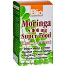 Bio Nutrition Moringa 5,000 mg Super Food