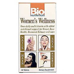 Bio Nutrition Womens Wellness
