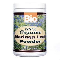 Bio Nutrition 100- Organic Moringa Leaf Powder