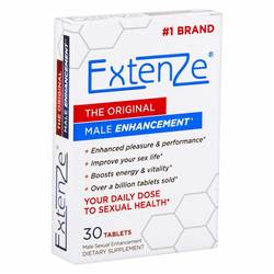 Biotab Nutraceuticals, Inc. ExtenZe