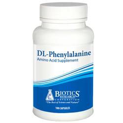 Biotics Research DL-Phenylalanine