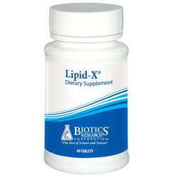 Biotics Research Lipid-X