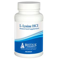 Biotics Research L-Lysine HCl