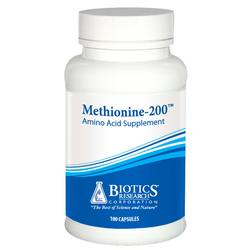 Biotics Research Methionine-200