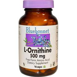 Bluebonnet Nutrition L-Ornithine