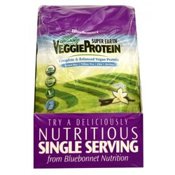 Bluebonnet Nutrition Super Earth Organic VeggieProtein Powder