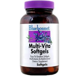 Bluebonnet Nutrition Multi-Vita with Iron