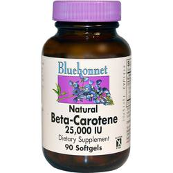 Bluebonnet Nutrition Natural Beta-Carotene