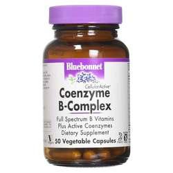 Bluebonnet Nutrition Coenzyme B-Complex