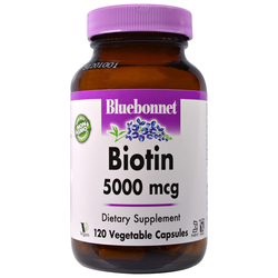 Bluebonnet Nutrition Biotin