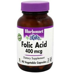 Bluebonnet Nutrition Folic Acid