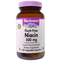 Bluebonnet Nutrition Flush Free Niacin