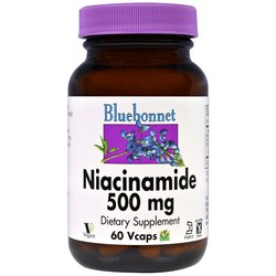 Bluebonnet Nutrition Niacinamide