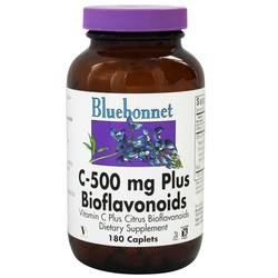 Bluebonnet Nutrition C-500 mg Plus Bioflavonoids