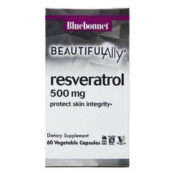 Bluebonnet Nutrition Age-Less Trans-Resvertrol