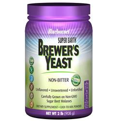 Bluebonnet Nutrition Super Earth Brewer's Yeast