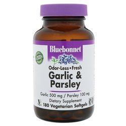 Bluebonnet Nutrition Garlic and Parsley