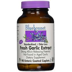 Bluebonnet Nutrition Fresh Odor-Less Garlic Extract