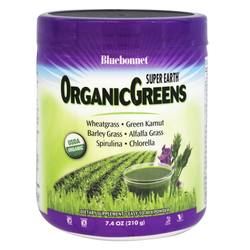 Bluebonnet Nutrition Super Earth Organic Greens
