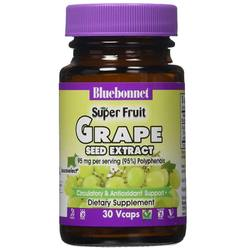 Bluebonnet Nutrition Super Fruit Grape Seed Extract