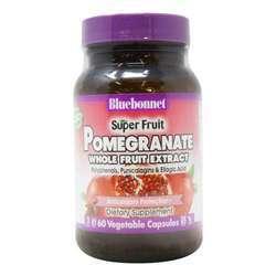 Bluebonnet Nutrition Super Fruit Pomegranate Whole Fruit Extract