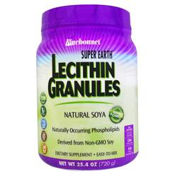Bluebonnet Nutrition SuperEarth Lecithin Granulas