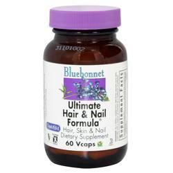 Bluebonnet Nutrition Ultimate Hair  Nail Formula