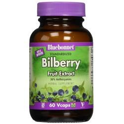 Bluebonnet Nutrition Bilberry Fruit Extract