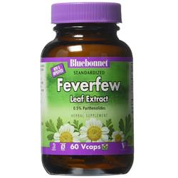 Bluebonnet Nutrition Feverfew Leaf Extract