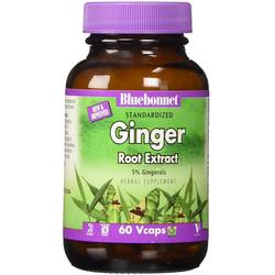 Bluebonnet Nutrition Ginger Root Extract