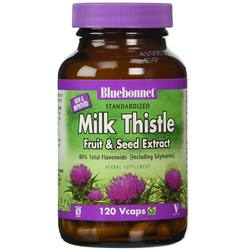 Bluebonnet Nutrition Milk Thistle Fruit  Seed Extract